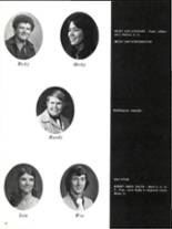 1976 Waxahachie High School Yearbook Page 58 & 59