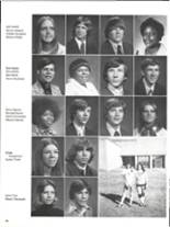 1976 Waxahachie High School Yearbook Page 70 & 71