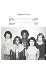 1976 Waxahachie High School Yearbook Page 74 & 75