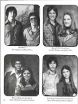 1976 Waxahachie High School Yearbook Page 108 & 109