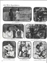 1976 Waxahachie High School Yearbook Page 112 & 113
