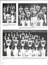 1976 Waxahachie High School Yearbook Page 122 & 123