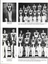 1976 Waxahachie High School Yearbook Page 124 & 125