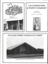 1976 Waxahachie High School Yearbook Page 218 & 219