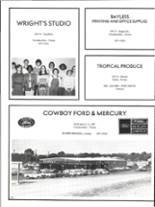 1976 Waxahachie High School Yearbook Page 222 & 223