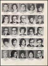 1974 Sallisaw High School Yearbook Page 10 & 11