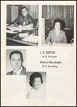 1974 Sallisaw High School Yearbook Page 14 & 15
