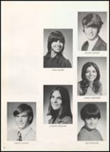 1974 Sallisaw High School Yearbook Page 42 & 43