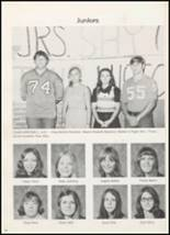 1974 Sallisaw High School Yearbook Page 50 & 51
