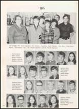 1974 Sallisaw High School Yearbook Page 78 & 79