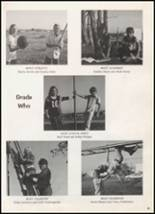 1974 Sallisaw High School Yearbook Page 92 & 93