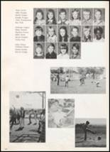 1974 Sallisaw High School Yearbook Page 104 & 105