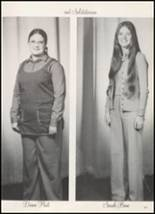 1974 Sallisaw High School Yearbook Page 124 & 125
