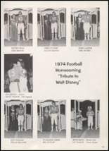 1974 Sallisaw High School Yearbook Page 126 & 127