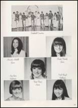 1974 Sallisaw High School Yearbook Page 128 & 129