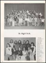 1974 Sallisaw High School Yearbook Page 152 & 153