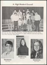 1974 Sallisaw High School Yearbook Page 154 & 155