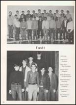 1974 Sallisaw High School Yearbook Page 158 & 159
