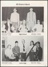 1974 Sallisaw High School Yearbook Page 168 & 169