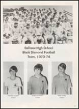 1974 Sallisaw High School Yearbook Page 180 & 181