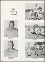 1974 Sallisaw High School Yearbook Page 182 & 183