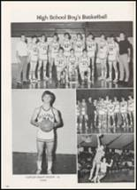 1974 Sallisaw High School Yearbook Page 200 & 201