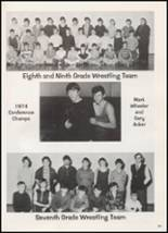 1974 Sallisaw High School Yearbook Page 204 & 205