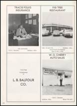 1974 Sallisaw High School Yearbook Page 222 & 223