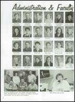 2004 Eula High School Yearbook Page 10 & 11
