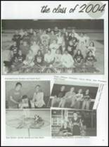 2004 Eula High School Yearbook Page 16 & 17
