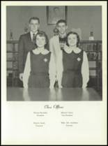 1958 Most Holy Rosary High School Yearbook Page 48 & 49