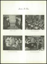 1958 Most Holy Rosary High School Yearbook Page 60 & 61