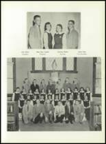 1958 Most Holy Rosary High School Yearbook Page 62 & 63