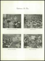 1958 Most Holy Rosary High School Yearbook Page 64 & 65