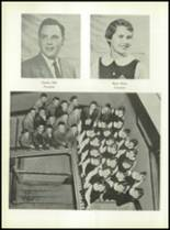 1958 Most Holy Rosary High School Yearbook Page 66 & 67