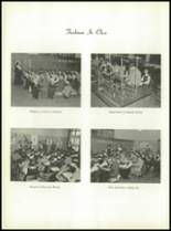 1958 Most Holy Rosary High School Yearbook Page 68 & 69