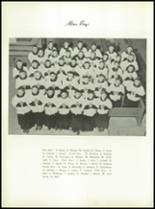 1958 Most Holy Rosary High School Yearbook Page 80 & 81
