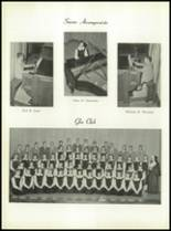 1958 Most Holy Rosary High School Yearbook Page 82 & 83