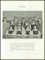 1958 Most Holy Rosary High School Yearbook Page 84 & 85