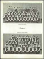 1958 Most Holy Rosary High School Yearbook Page 86 & 87