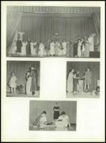 1958 Most Holy Rosary High School Yearbook Page 114 & 115