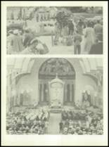 1958 Most Holy Rosary High School Yearbook Page 116 & 117