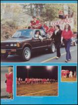 1983 Illinois Valley High School Yearbook Page 14 & 15