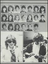 1983 Illinois Valley High School Yearbook Page 26 & 27