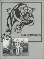 1983 Illinois Valley High School Yearbook Page 28 & 29