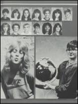 1983 Illinois Valley High School Yearbook Page 34 & 35