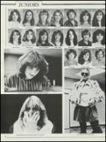 1983 Illinois Valley High School Yearbook Page 38 & 39