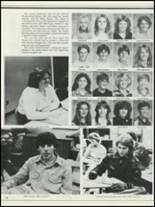1983 Illinois Valley High School Yearbook Page 40 & 41