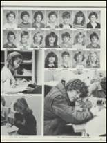 1983 Illinois Valley High School Yearbook Page 42 & 43