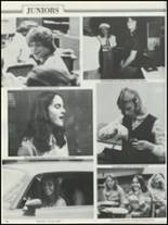 1983 Illinois Valley High School Yearbook Page 44 & 45